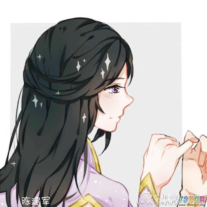 王者荣耀至尊宝紫霞仙子情侣头像